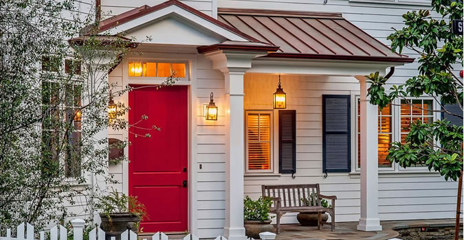 Exterior High Quality Painting Portland Door painting in Portland