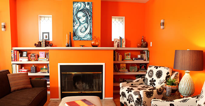 Interior Painting Services in Portland